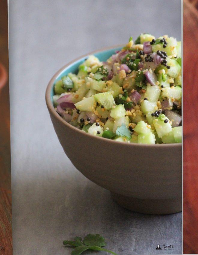 Salads of India
