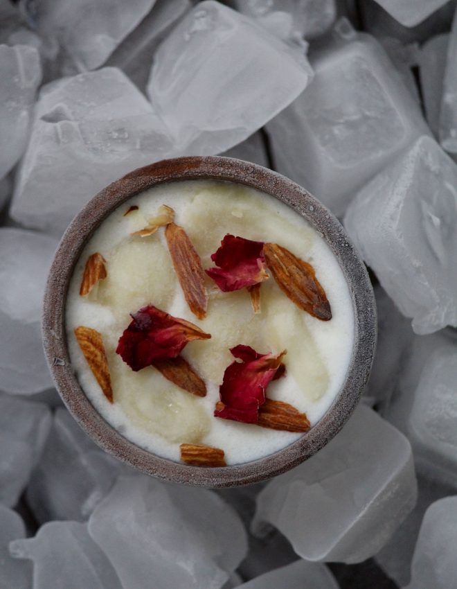Custard Apple Matka Kulfi (Sitaphal Matka Kulfi)