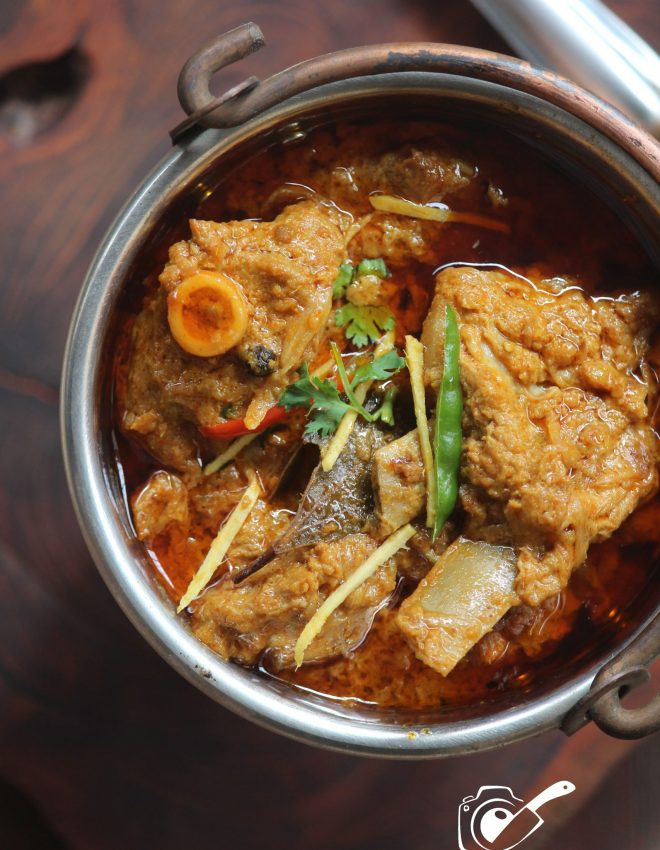 Mutton Beliram (Meat Beliram)